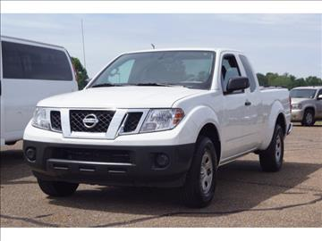2016 Nissan Frontier for sale in Meridian, MS