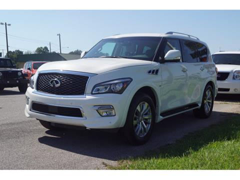 2017 Infiniti QX80 for sale in Meridian, MS