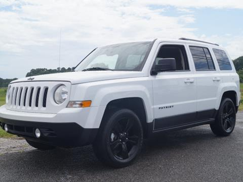 2015 Jeep Patriot for sale in Meridian, MS