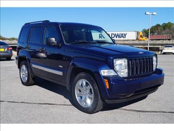 2012 Jeep Liberty for sale in Meridian, MS