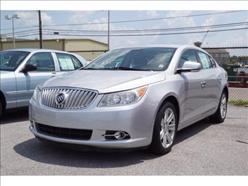 2010 Buick LaCrosse for sale in Meridian, MS