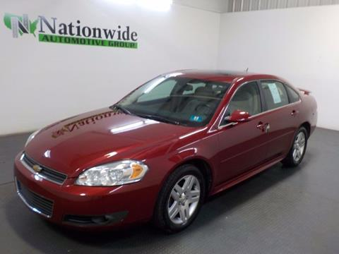 2011 Chevrolet Impala for sale in Fairfield, OH