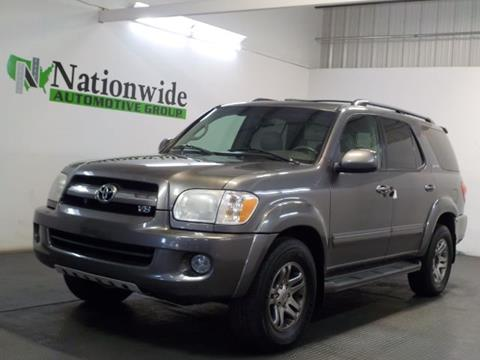 2005 Toyota Sequoia for sale in Fairfield, OH