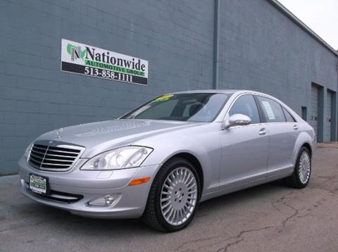 2007 Mercedes-Benz S-Class for sale in Fairfield, OH