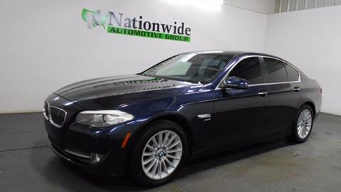 2012 BMW 5 Series for sale in Fairfield, OH