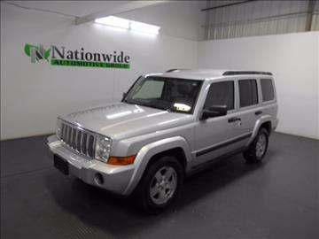 2006 Jeep Commander for sale in Fairfield, OH