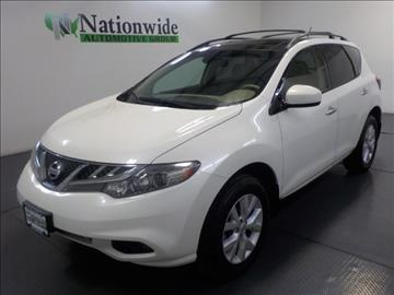 2012 Nissan Murano for sale in Fairfield, OH