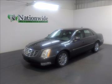 2010 Cadillac DTS for sale in Fairfield, OH