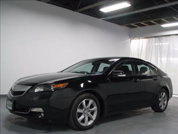 2012 Acura TL for sale in Fairfield, OH