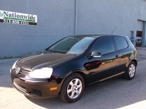 2008 Volkswagen Rabbit for sale in Fairfield, OH