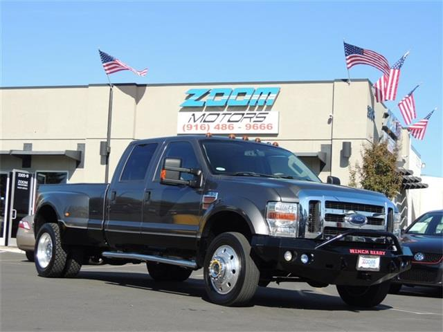 Ford f 450 for sale in finley nd for Zoom motors sacramento ca