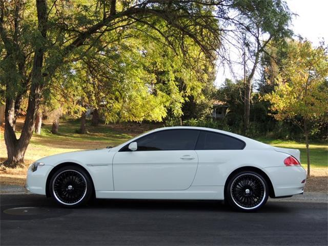 2007 Bmw 6 Series 650i 2dr Coupe In Sacramento CA  ZOOM MOTORS