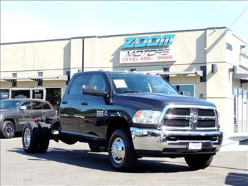 2014 RAM Ram Pickup 3500 for sale in Sacramento, CA