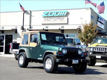1999 jeep wrangler for sale california. Black Bedroom Furniture Sets. Home Design Ideas