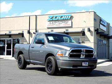 2009 Dodge Ram Pickup 1500 for sale in Sacramento, CA