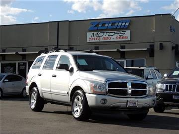2004 Dodge Durango for sale in Sacramento, CA
