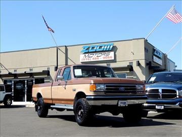 1989 Ford F-250 for sale in Sacramento, CA