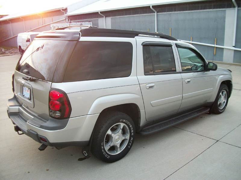 2005 chevrolet trailblazer ext ls 4wd 4dr suv in lexington. Black Bedroom Furniture Sets. Home Design Ideas