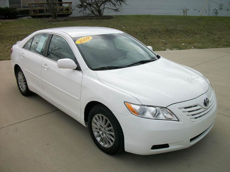 2009 toyota camry le 4dr sedan 5a in lexington ky best. Black Bedroom Furniture Sets. Home Design Ideas