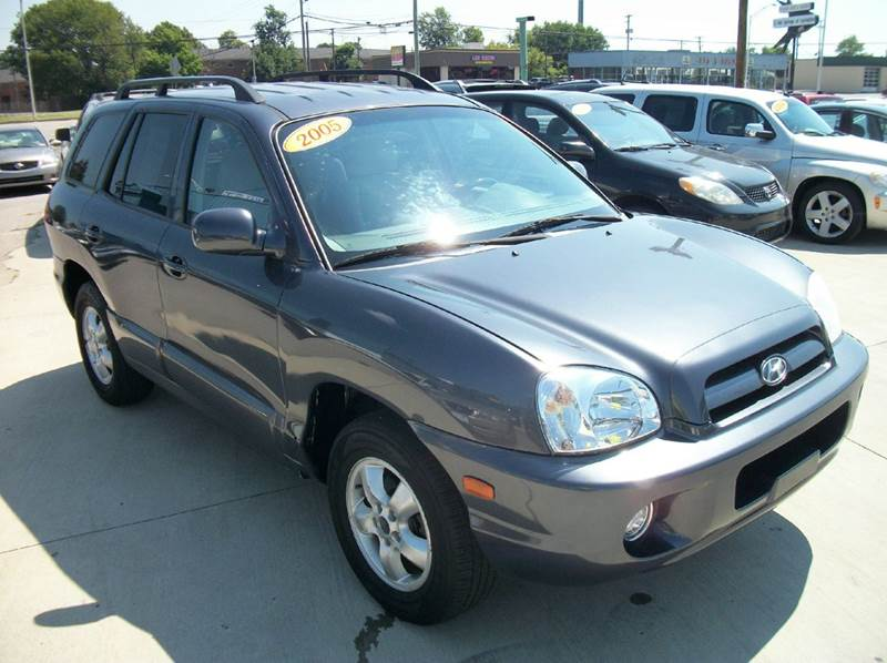 2005 Hyundai Santa Fe Gls Awd 4dr Suv In Lexington Ky