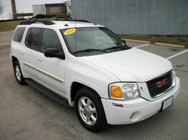 2004 gmc envoy xl slt 4wd 4dr suv in lexington ky best. Black Bedroom Furniture Sets. Home Design Ideas