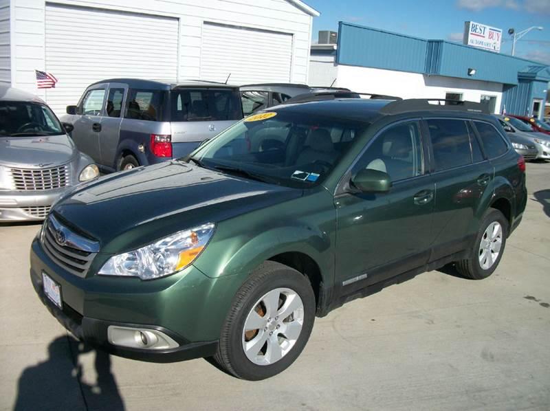 Outback Lexington Ky >> 2012 Subaru Outback 2.5i Premium AWD 4dr Wagon CVT In ...