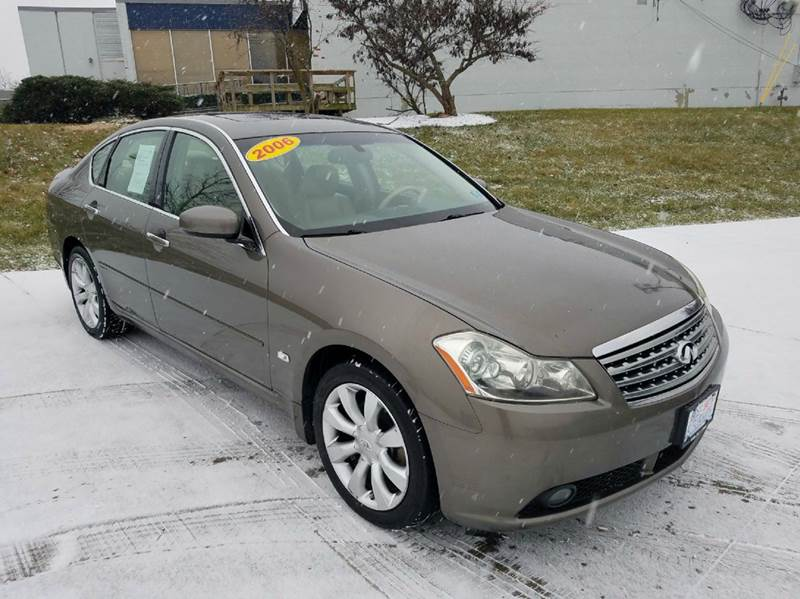 2006 Infiniti M35 Base Awd 4dr Sedan In Lexington Ky Best Buy Auto