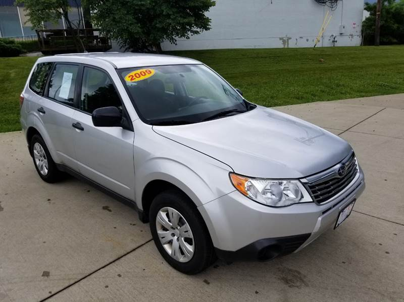 2009 subaru forester awd 2 5 x 4dr wagon 4a in lexington ky best buy auto mart. Black Bedroom Furniture Sets. Home Design Ideas
