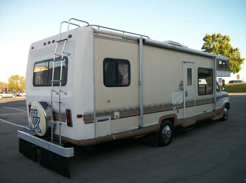 Buy Here Pay Here Lexington Ky >> 1989 Ford E-350 E350 CUTAWAY VAN In Lexington KY - Best ...