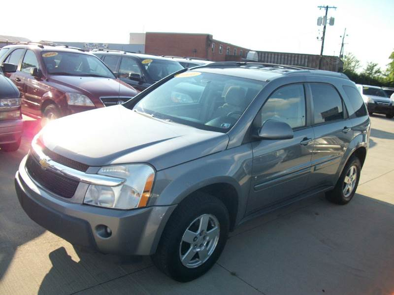 2006 chevrolet equinox awd lt 4dr suv in lexington ky. Black Bedroom Furniture Sets. Home Design Ideas