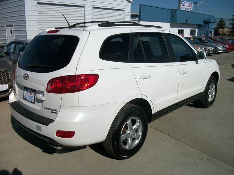 2007 hyundai santa fe gls awd 4dr suv in lexington ky best buy auto mart. Black Bedroom Furniture Sets. Home Design Ideas