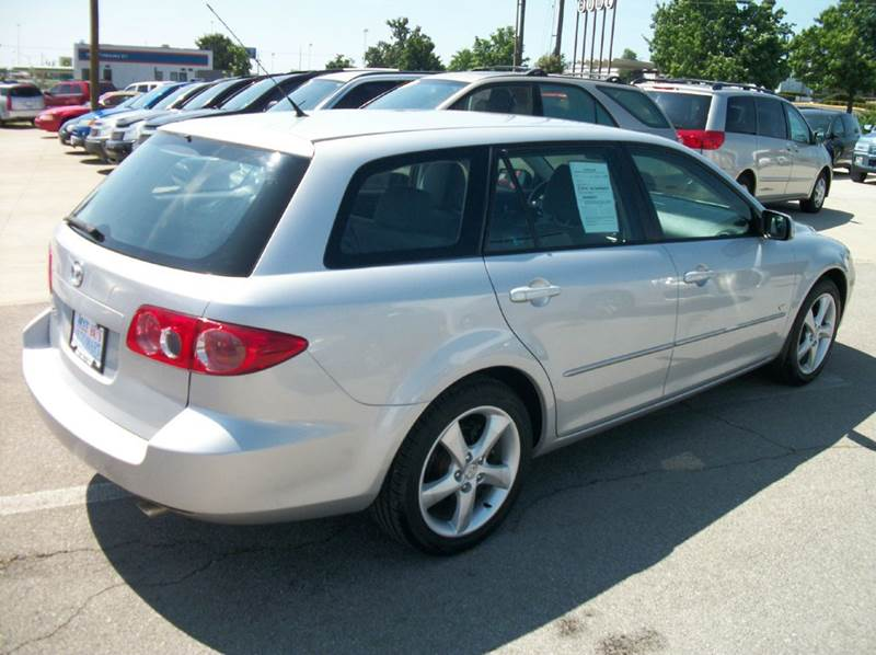 2004 mazda mazda6 s 4dr sport wagon in lexington ky best buy auto mart. Black Bedroom Furniture Sets. Home Design Ideas
