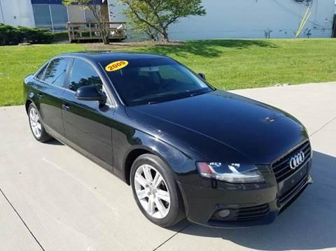 2009 Audi A4 for sale in Lexington, KY