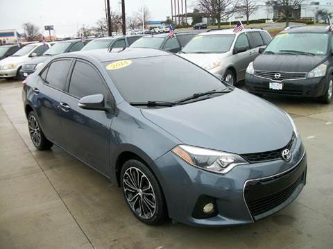 2014 Toyota Corolla for sale in Lexington, KY