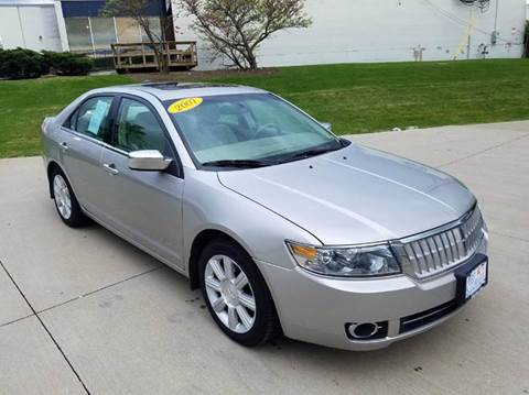 2007 lincoln mkz for sale. Black Bedroom Furniture Sets. Home Design Ideas