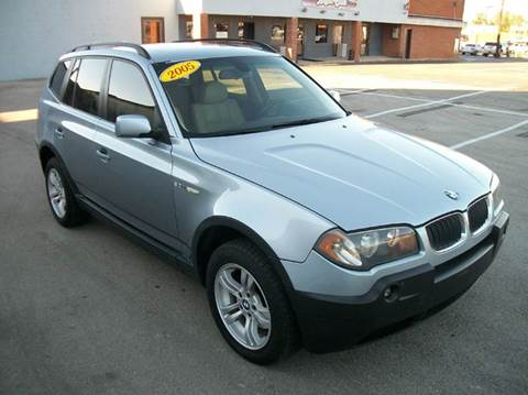 2005 BMW X3 for sale in Lexington, KY