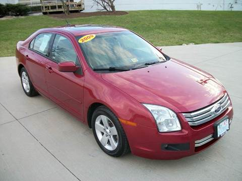 2009 Ford Fusion for sale in Lexington, KY