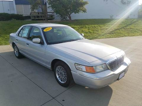 2002 Mercury Grand Marquis for sale in Lexington, KY