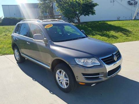 2008 Volkswagen Touareg 2 for sale in Lexington, KY