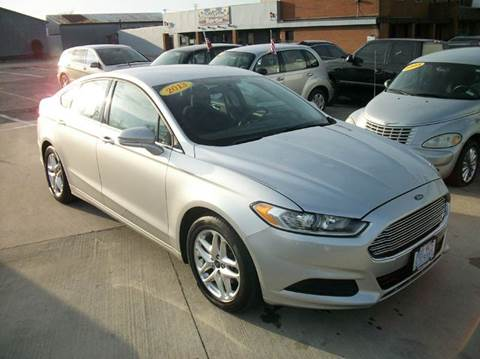 2013 Ford Fusion for sale in Lexington, KY