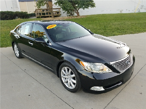2008 Lexus LS 460 For Sale In Lexington, KY