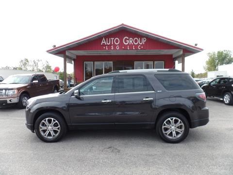 2015 GMC Acadia for sale in Mt Pleasant, MI
