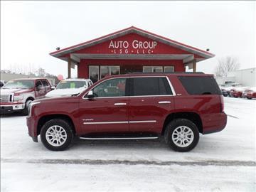 2016 GMC Yukon for sale in Mt Pleasant, MI