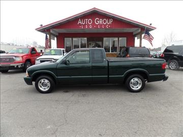 2001 gmc sonoma for sale for Waters motors maryville tn