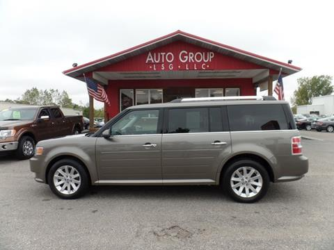 2012 Ford Flex for sale in Mt Pleasant, MI