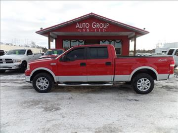2008 Ford F-150 for sale in Mt Pleasant, MI