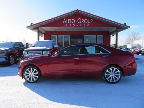 Used 2013 cadillac ats for sale in michigan for Stein motors traverse city