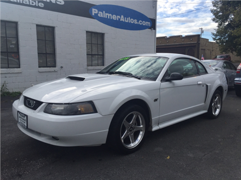 2003 Ford Mustang for sale in Troy, NY