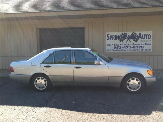 Used 1994 mercedes benz s class s500 coupe in toledo oh at for 1994 mercedes benz s500