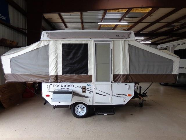 2014 Forest River Rockwood 1640LTD